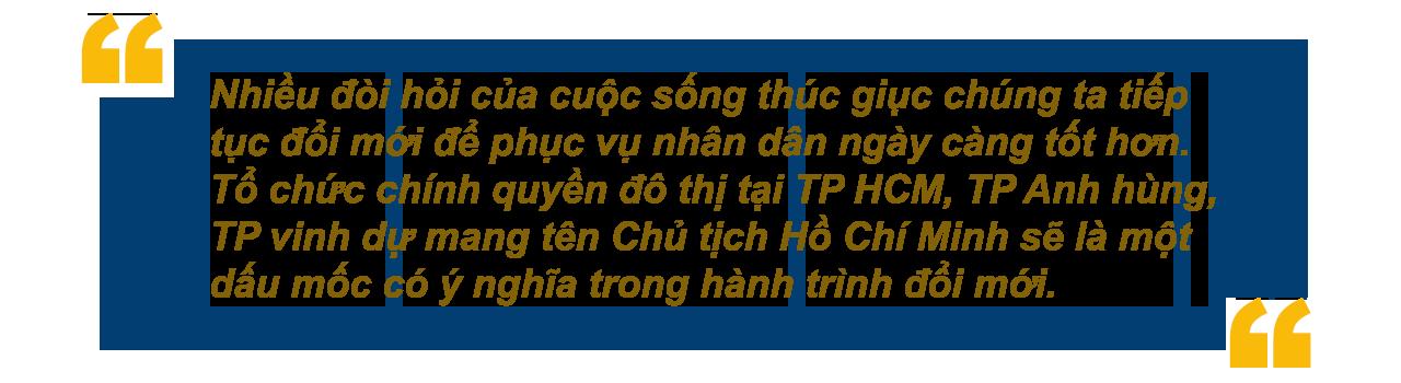 [eMagazine] Mong sớm có chính quyền đô thị TP HCM - Ảnh 17.