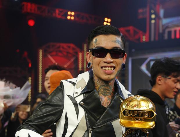 Rap Việt: Vì sao Dế Choắt chiến thắng? - Ảnh 1.