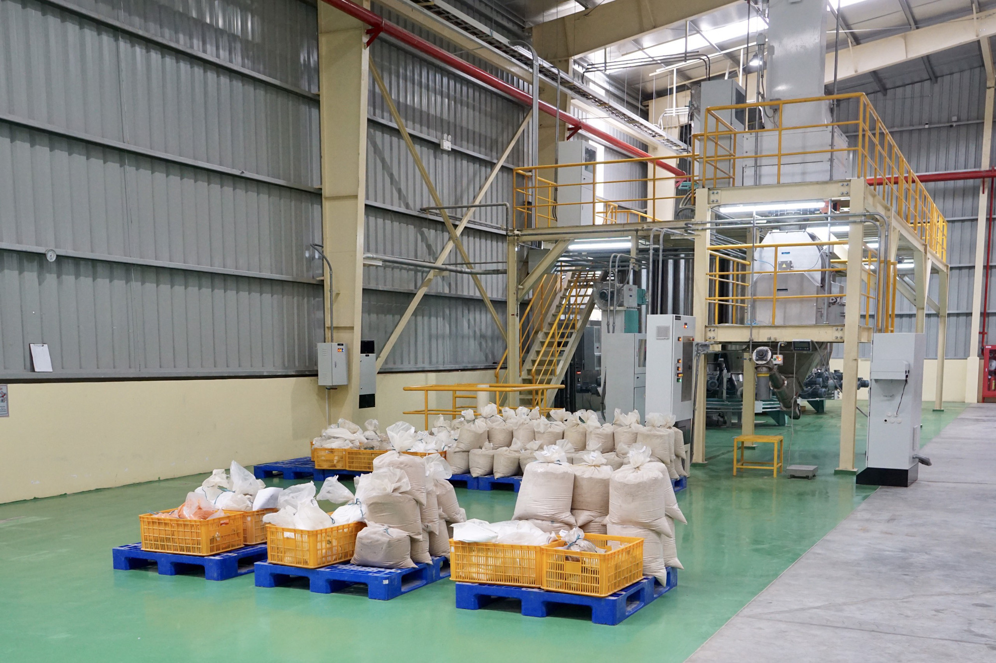 Japfa Vietnam inaugurated a 300 billion VND animal feed factory in Binh Dinh - Photo 4.