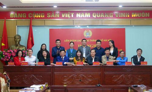 Hà Nội: Nâng phúc lợi đoàn viên - Ảnh 1.