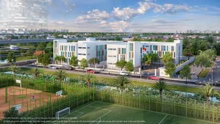 Vinhomes Grand Park ra mắt hàng loạt tiện ích đẳng cấp mới - Ảnh 1.