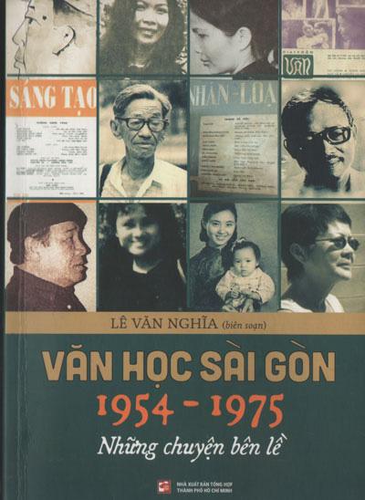 Những chuyện bên lề về văn học Sài Gòn 1954-1975 - Ảnh 1.