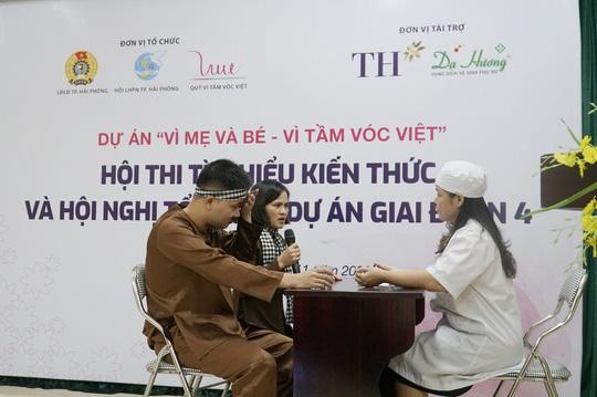 """Quỹ Vì Tầm Vóc Việt tổng kết dự án """"Vì mẹ và bé - Vì tầm vóc Việt"""" - Ảnh 5."""