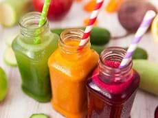 Nước ép trái cây sẽ giải độc cơ thể - Ảnh 1.