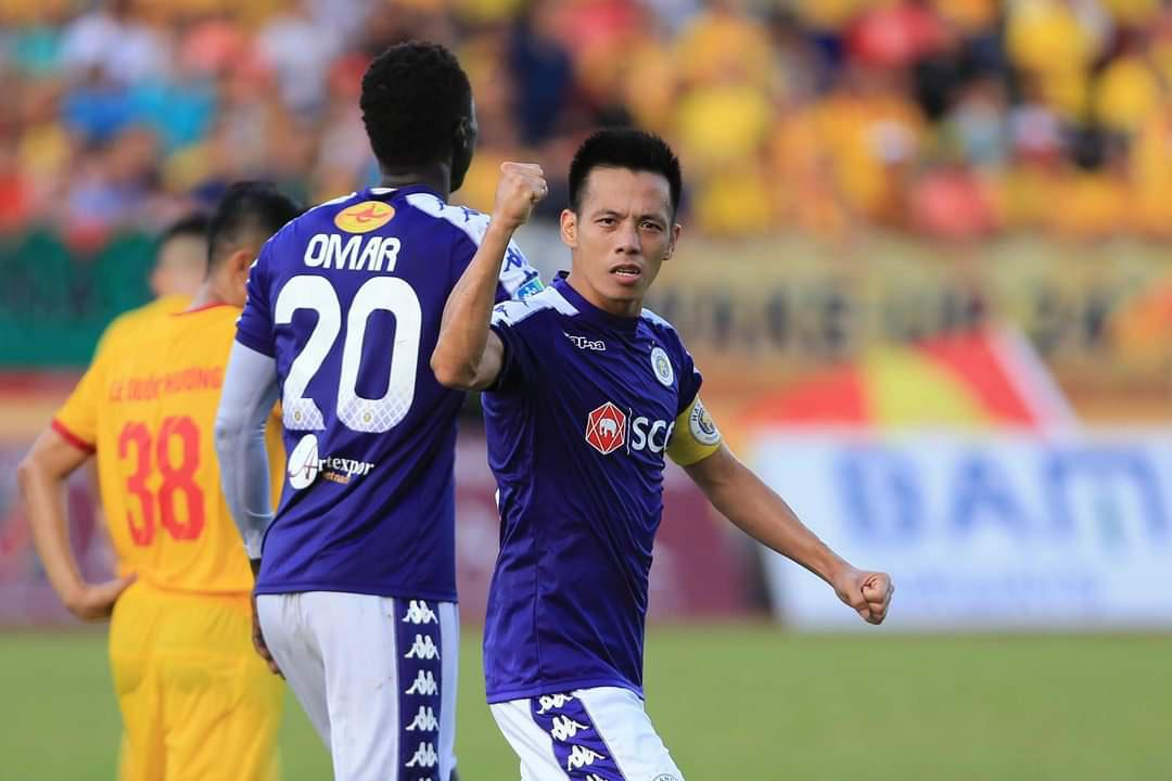 Văn Quyết - Cầu thủ xuất sắc nhất V-League 2020 - Ảnh 4.