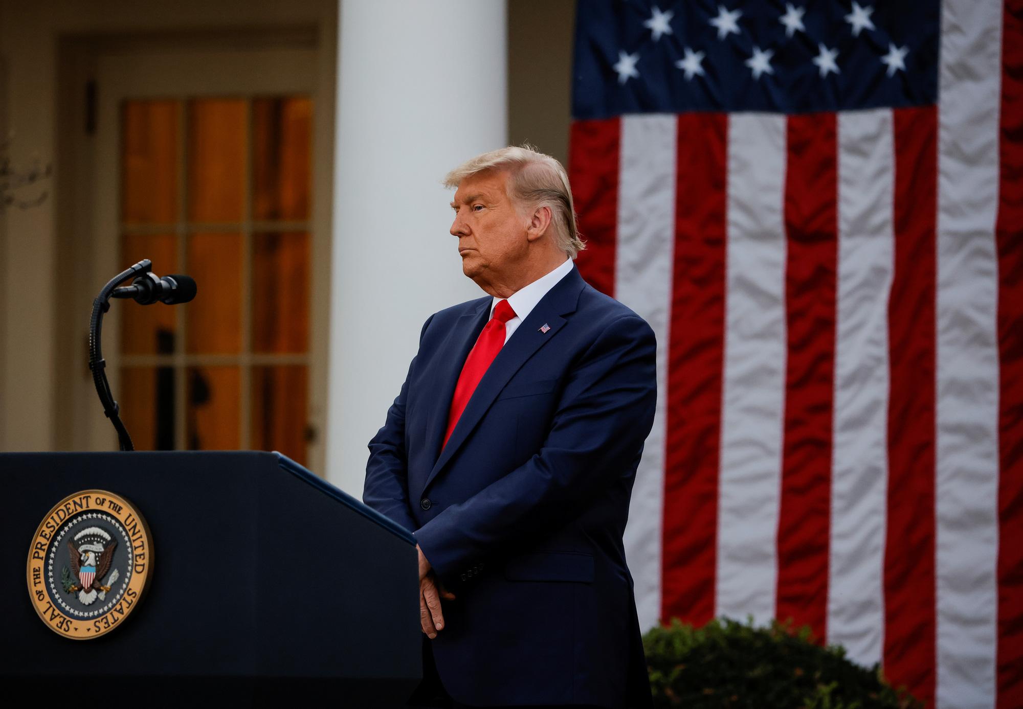 [eMagazine] Cuộc bầu cử tổng thống chưa từng có của nước Mỹ - Ảnh 3.
