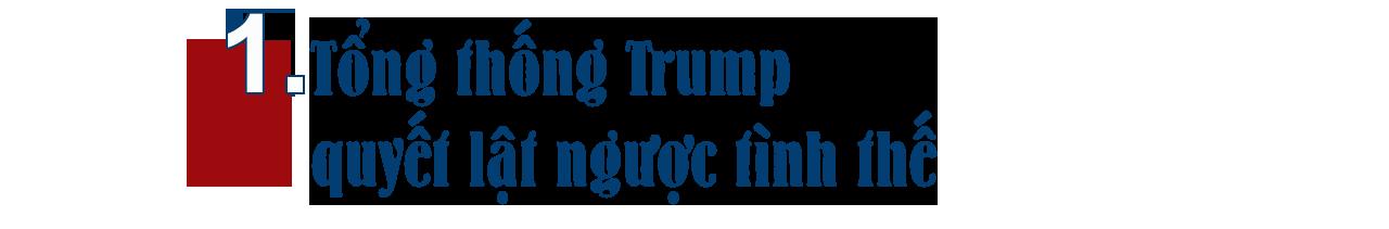 [eMagazine] Cuộc bầu cử tổng thống chưa từng có của nước Mỹ - Ảnh 1.