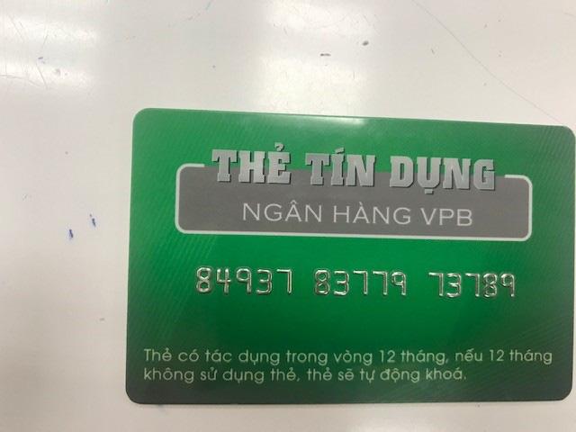 Xuất hiện thủ đoạn lừa đảo mới mở thẻ tín dụng để chiếm đoạt tiền - Ảnh 2.