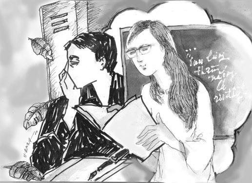 Cuộc thi Từ trong ký ức: Bài học cuối cùng - Ảnh 1.
