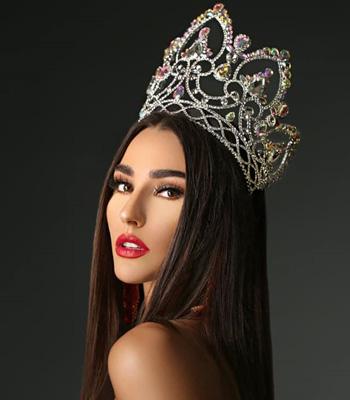 Cận cảnh nhan sắc Tân Hoa hậu Trái đất - Ảnh 2.