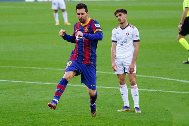 Messi, Griezmann cùng lập siêu phẩm, Barcelona lên Top 7 La Liga - Ảnh 8.