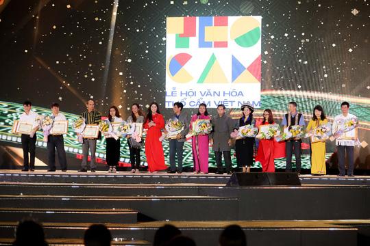 Bế mạc lễ hội văn hóa thổ cẩm Việt Nam lần thứ II năm 2020 - Ảnh 2.