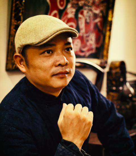 Hoa si Nguyen Tuan Son