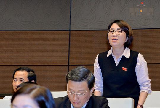 Đại biểu Quốc hội tranh luận chuyển cơ quan điều tra về sai sót sách giáo khoa lớp 1 - Ảnh 3.