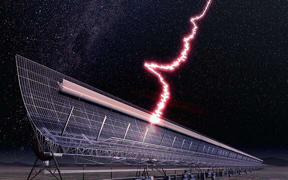 Canada bắt được tín hiệu vô tuyến ngoài Trái Đất cực mạnh - Ảnh 1.
