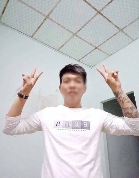 Tên cướp kéo lê cô gái ở quận Bình Tân đã bị bắt - Ảnh 1.