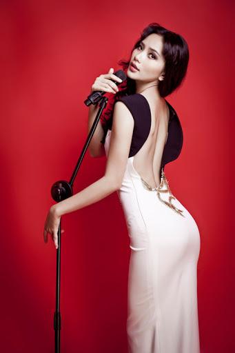 Nhìn không ra người mẫu Phan Như Thảo! - Ảnh 2.