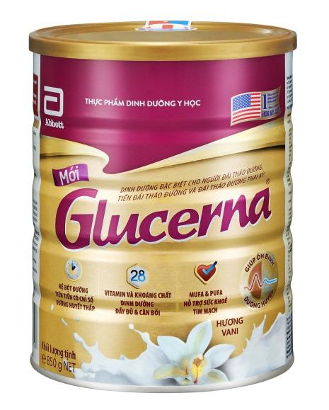 Glucerna công thức cải tiến mới của Abbott giúp kiểm soát đường huyết tốt hơn - Ảnh 1.