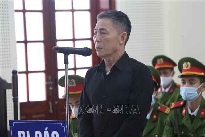 Hoạt động nhằm lật đổ chính quyền nhân dân, Trần Đức Thạch bị phạt 12 năm tù - Ảnh 2.