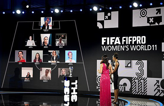 FIFA The Best 2020: Đánh bại Ronaldo và Messi, Lewandowski lên đỉnh thế giới - Ảnh 8.