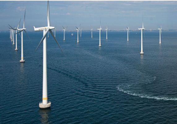Tập đoàn PNE của Đức nâng mức đầu tư dự án điện gió ở Bình Định từ 1,5 tỉ lên 4,8 tỉ USD - Ảnh 1.