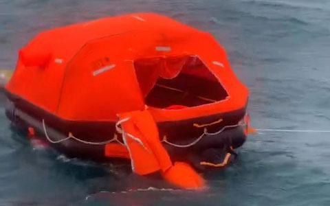 Tìm thấy 10/15 thuyền viên của tàu nước ngoài gặp nạn tại biển Bình Thuận - Ảnh 1.