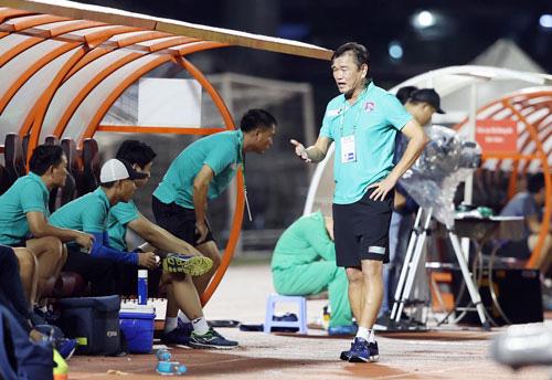 Bình Dương đặt niềm tin vào HLV Phan Thanh Hùng - Ảnh 1.