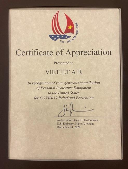 Đại sứMỹ thăm và làm việc với HDBank, Vietjet - Ảnh 5.