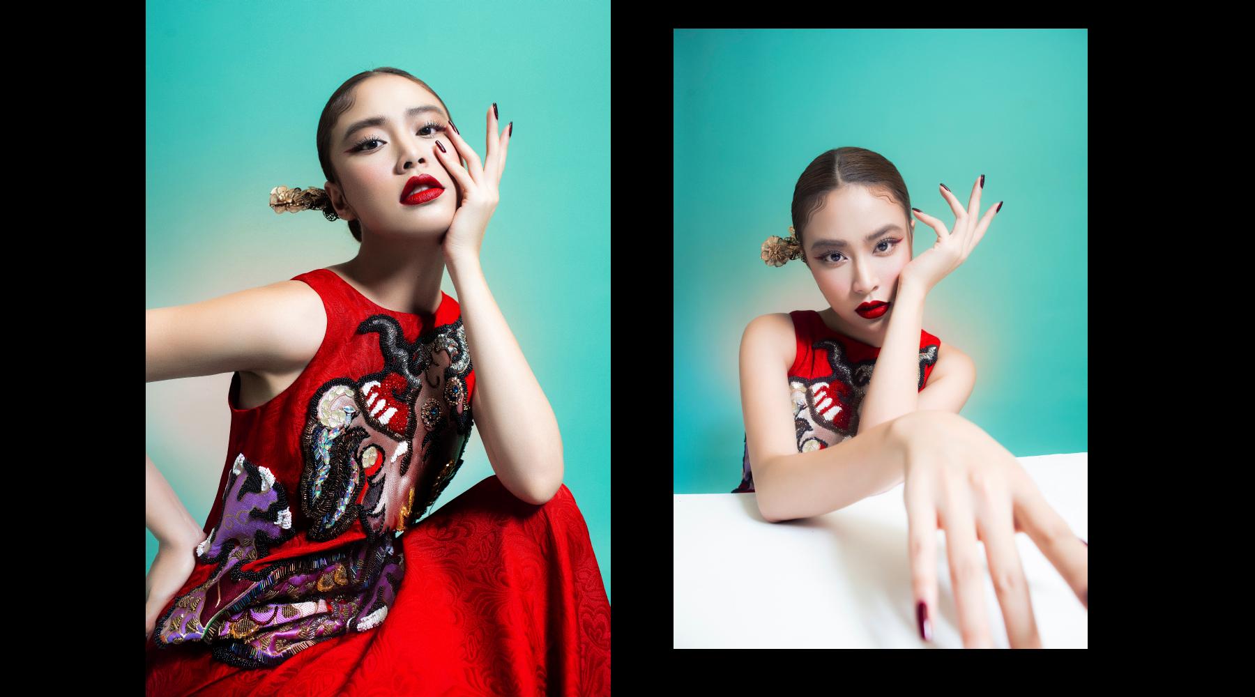 [eMagazine] Ca sĩ Hoàng Thùy Linh: Cứ dụng công thôi, không nghĩ nhiều - Ảnh 2.
