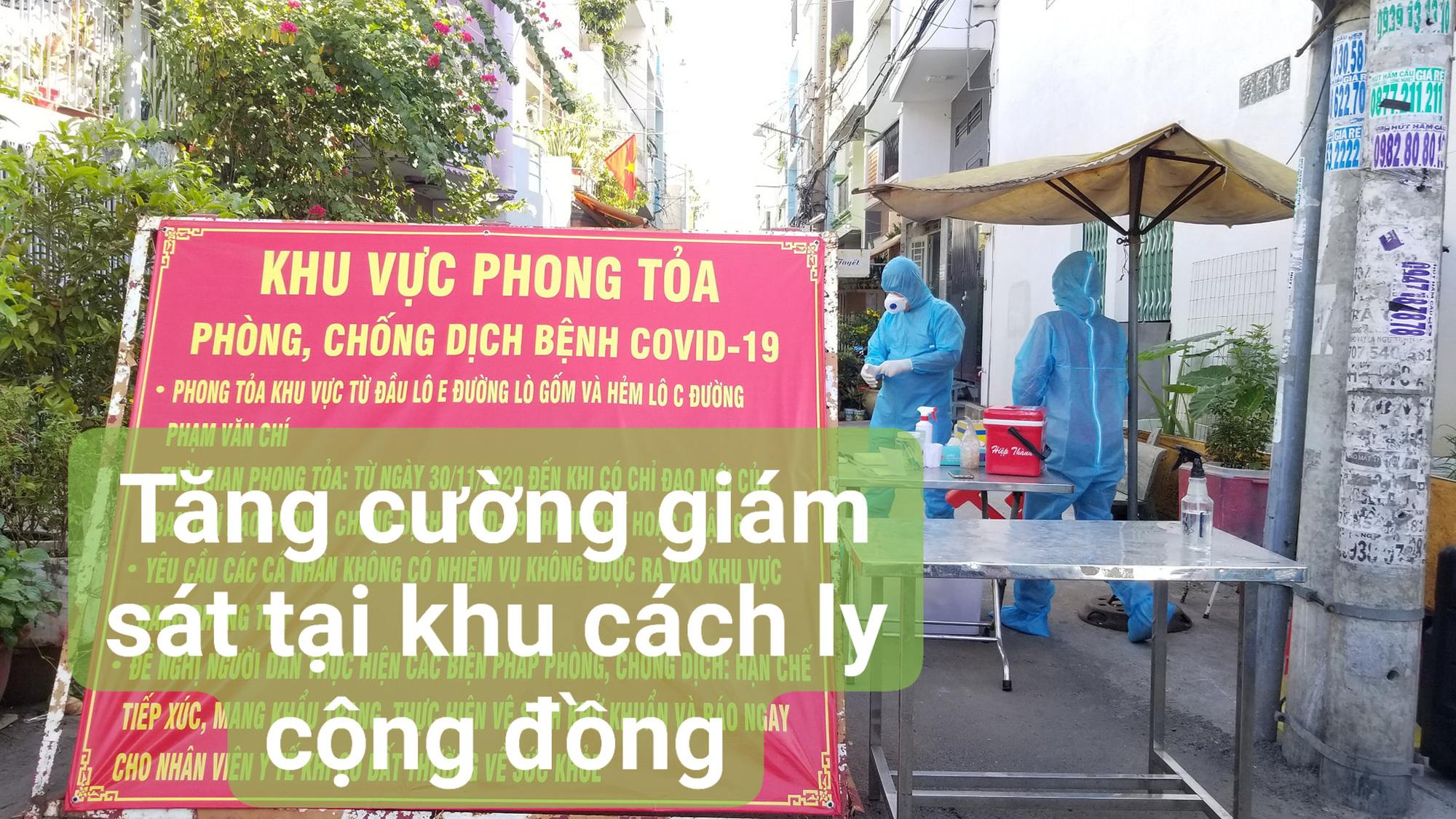 Tinh Hinh Dịch Bệnh Covid 19 Mới Nhất Tại Tp Hcm Hom Nay Bao Người Lao động