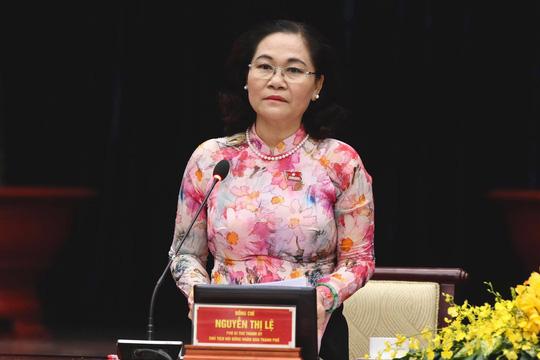 Chủ tịch UBND TP HCM cam kết hàng loạt vấn đề - Ảnh 1.