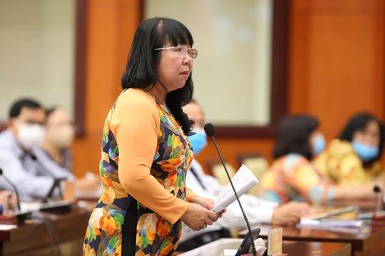 Chủ tịch UBND TP HCM cam kết hàng loạt vấn đề - Ảnh 4.