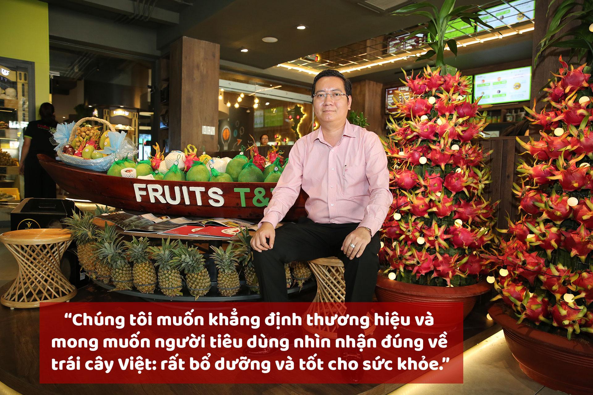 """[eMagazine] Đầu năm trò chuyện với """"vua"""" xuất khẩu trái cây sang Mỹ - Ảnh 6."""