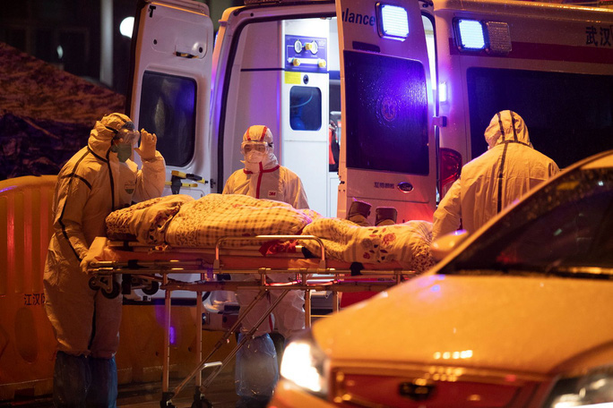 [eMagazine] - Toàn cảnh về dịch bệnh virus Vũ Hán và con số 1.355 người chết - Ảnh 2.