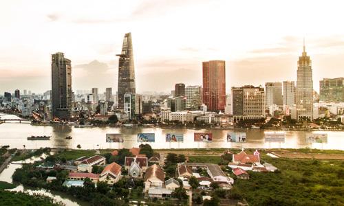 Hà Nội, TP HCM vào top văn phòng hấp dẫn châu Á Thái Bình Dương - Ảnh 1.