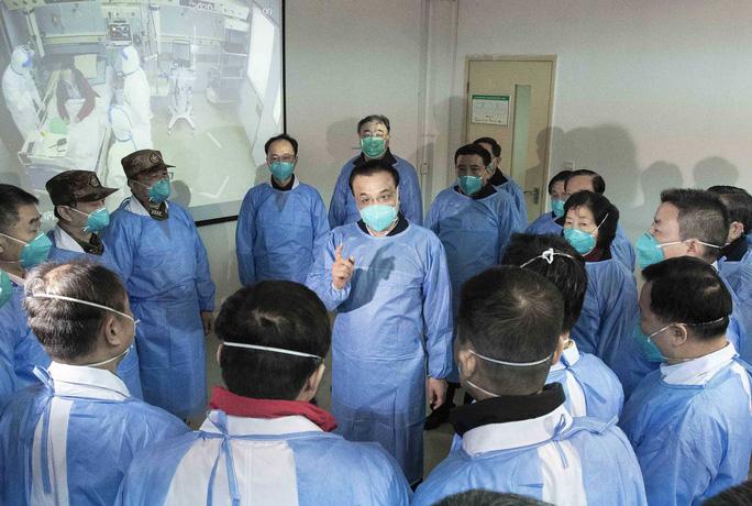 [eMagazine] - Toàn cảnh về dịch bệnh virus Vũ Hán và con số 1.355 người chết - Ảnh 4.