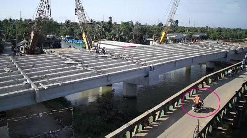 An toàn, an ninh tuyệt đối cho dự án cao tốc Trung Lương - Mỹ Thuận - Ảnh 1.