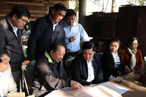 Đắk Lắk thi tuyển bí thư huyện ủy - Ảnh 1.