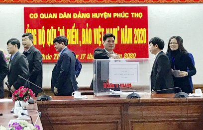Hà Nội: Ủng hộ ít nhất một ngày lương vào Quỹ Vì biển, đảo Việt Nam - Ảnh 1.