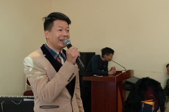 Nghệ sĩ bàng hoàng, tiếc thương NSƯT Vũ Mạnh Dũng bị anh vợ ngáo đá sát hại - Ảnh 3.