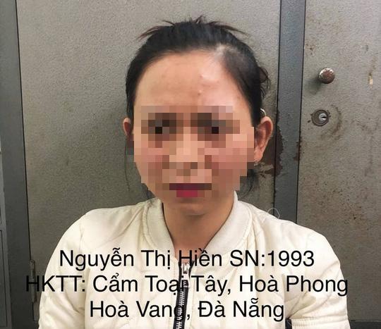 Núp bóng quán cắt tóc ở Đà Nẵng để tổ chức bán dâm - Ảnh 1.