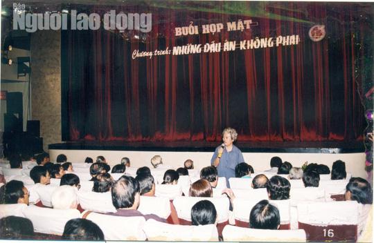 Minh Vương, Bạch Tuyết, Ngọc Giàu, Lệ Thủy thương tiếc đạo diễn Huỳnh Nga - Ảnh 7.