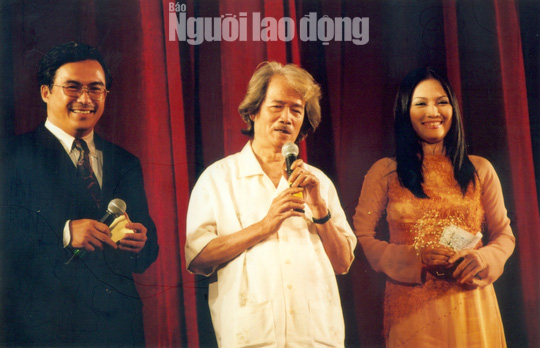 Minh Vương, Bạch Tuyết, Ngọc Giàu, Lệ Thủy thương tiếc đạo diễn Huỳnh Nga - Ảnh 9.