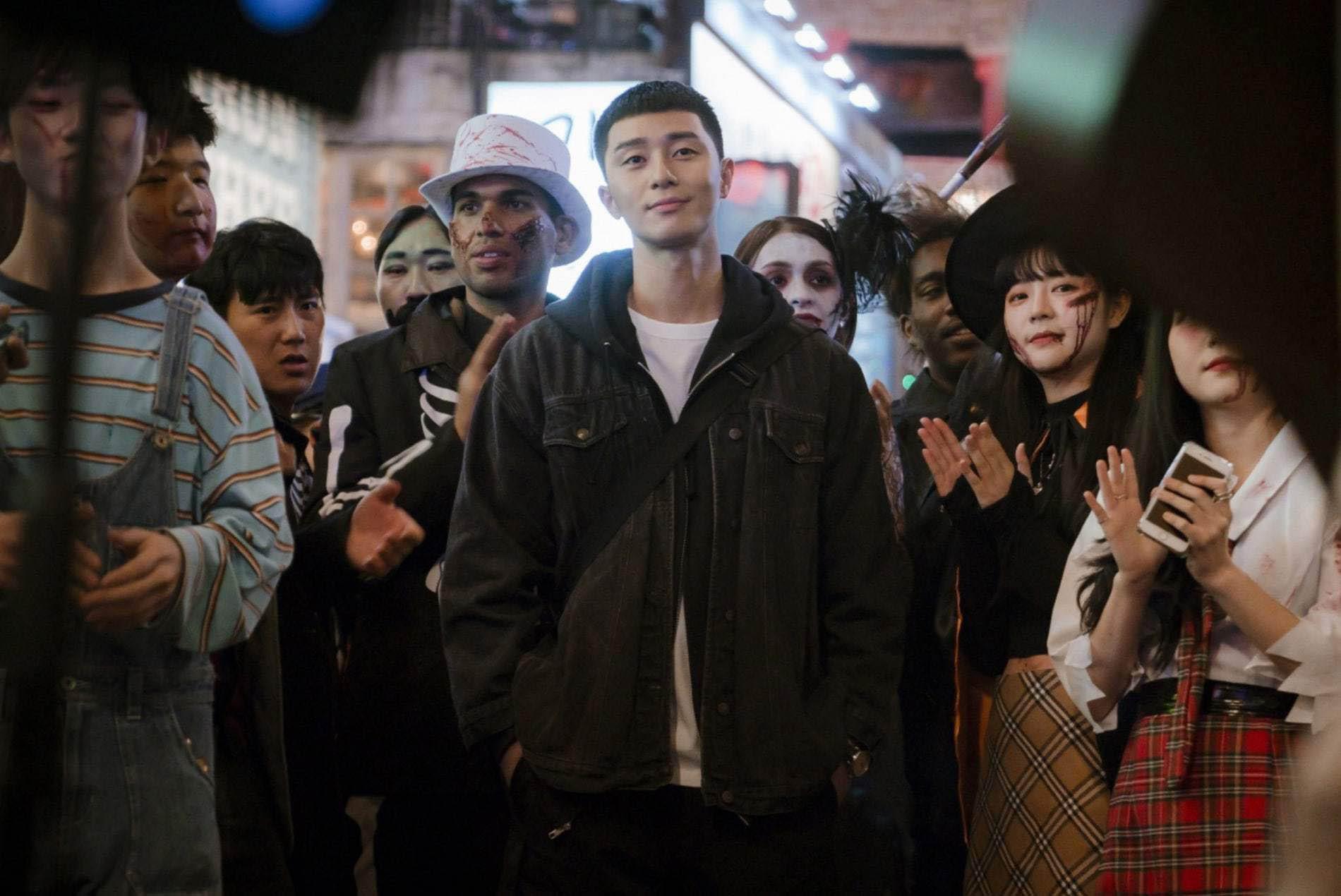 """Sau """"Hạ cánh nơi anh"""", """"Đẳng cấp Itaewon"""" gây sốt khán giả - Báo Người lao  động"""