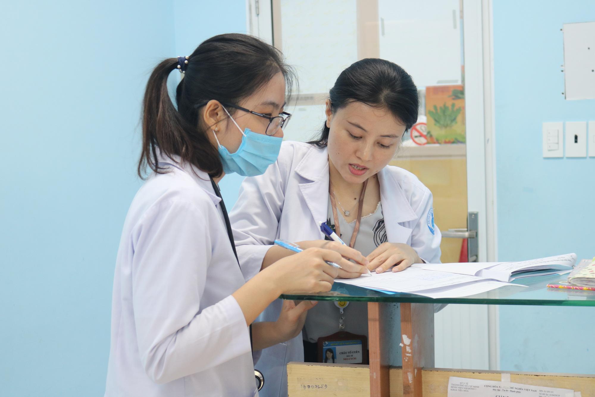 Nữ bác sĩ với khát vọng phủ xanh bệnh viện - Ảnh 8.