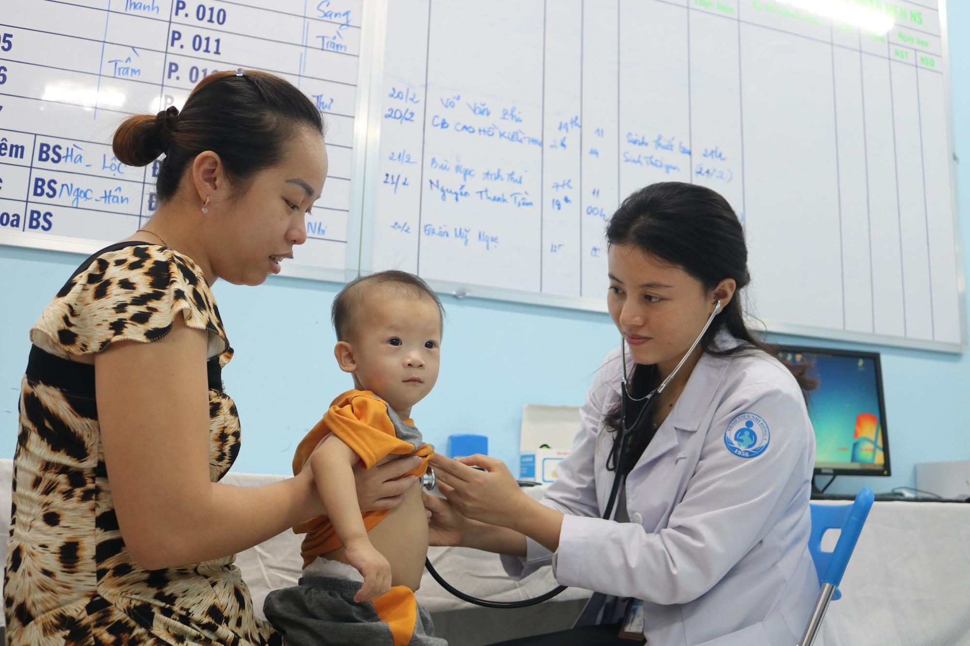 Nữ bác sĩ với khát vọng phủ xanh bệnh viện - Ảnh 6.