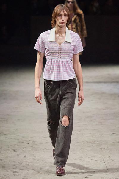 Xu hướng thời trang 2020: Nổi loạn - Ảnh 2.