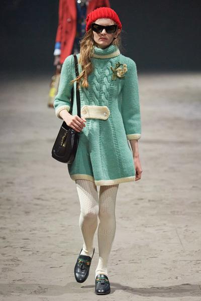 Xu hướng thời trang 2020: Nổi loạn - Ảnh 3.