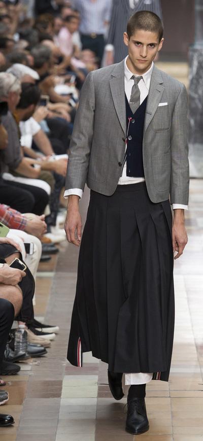 Xu hướng thời trang 2020: Nổi loạn - Ảnh 4.