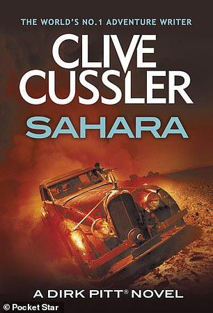 Nhà văn, nhà thám hiểm biển Clive Cussler qua đời - Ảnh 2.
